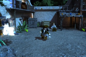 Lego Pirates of the Caribbean: The Video Game pic 6
